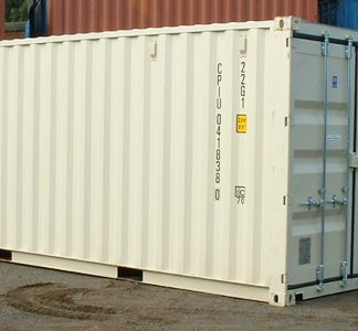 20ft shipping container 1