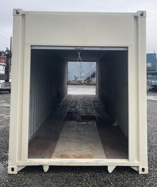 container roll up door